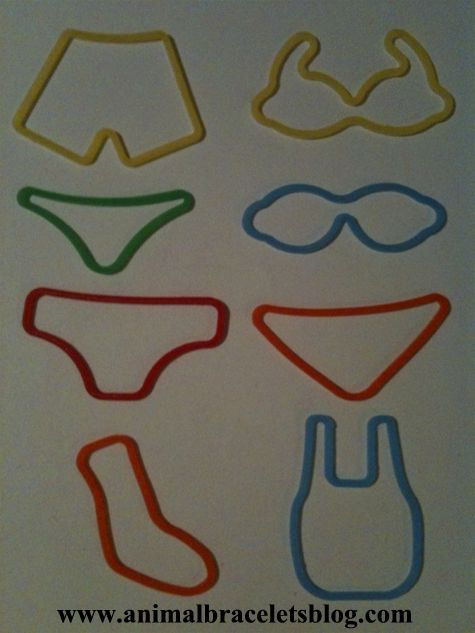 Swimsuit-rubber-band-assortment