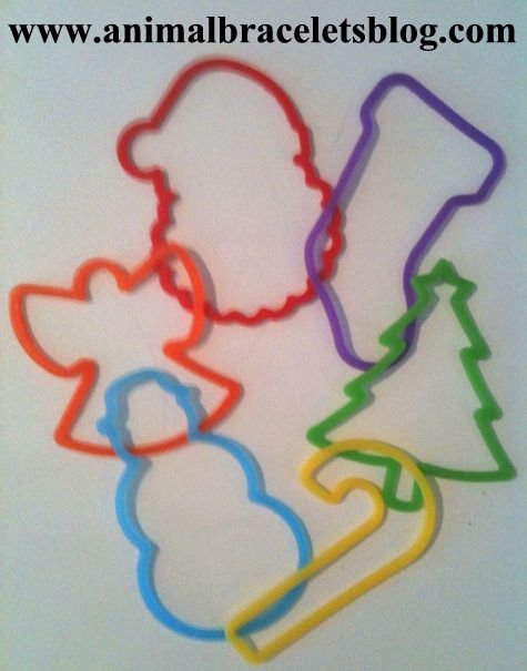 Christmas-silly-bandz-colors