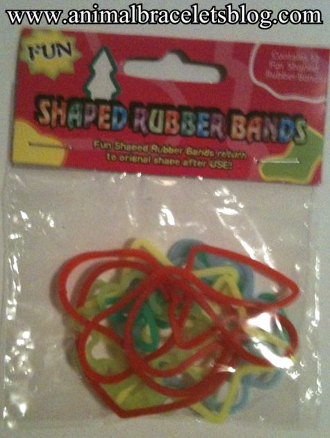 Fun-shaped-rubber-bands-pack-wii