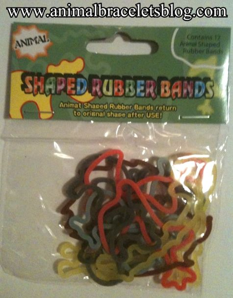 Animal-shaped-rubber-bands-pack
