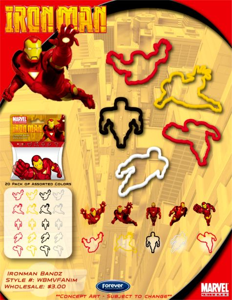 Iron-man-marvel-bandz