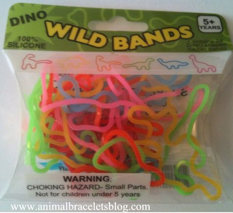 Wild-bands-dino-pack