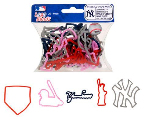 New-york-yankees-logo-bandz-pack