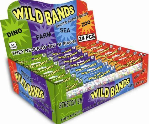 Wild-bands-display