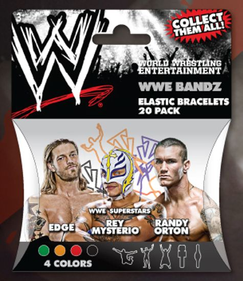 Wwe-bandz-series-1-pack
