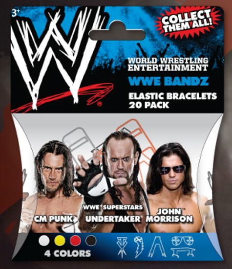 Wwe-bandz-series-2-pack
