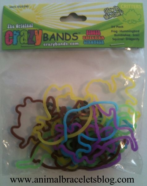 Crazy-bands-critters-pack