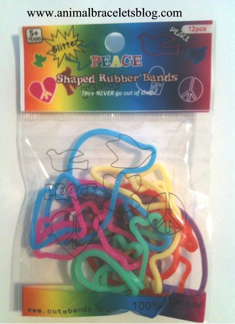 Peace-cute-bandz-pack