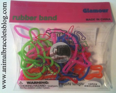 Glamour-rubber-band-pack
