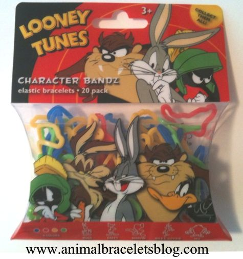 Looney-tunes-bandz-pack