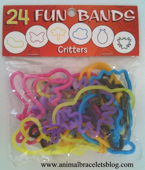 Fun-bands-critters-pack
