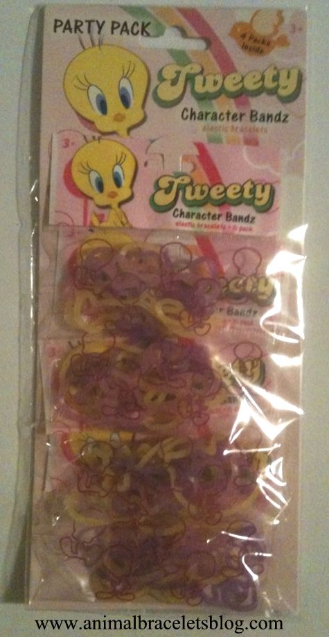 Tweety-bandz-party-pack