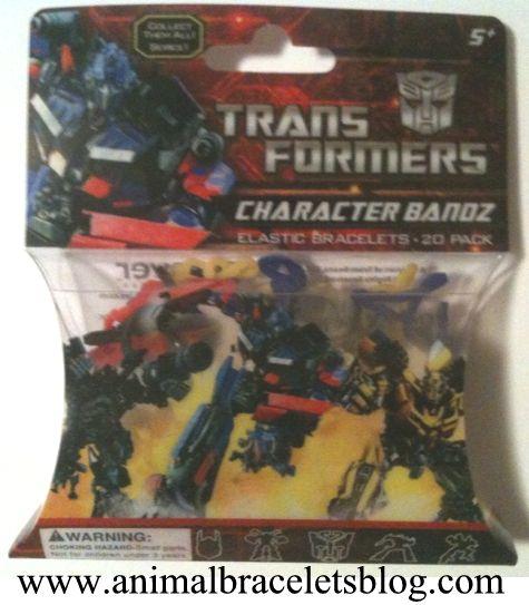 Transformers-bandz-pack