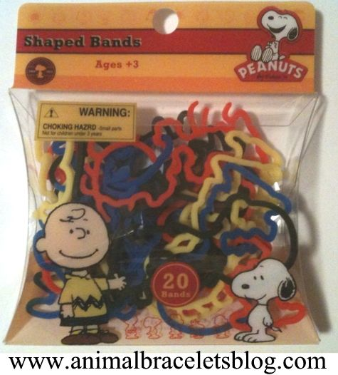 Peanuts-bands-pack