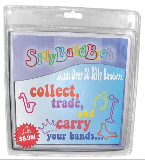 Silly-band-book