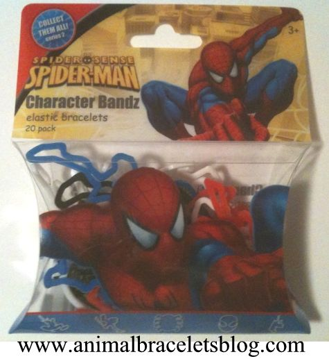 Spiderman-bandz-series-2-pack