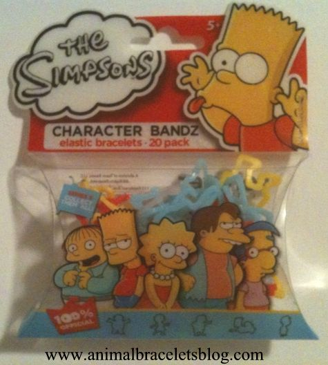 The-simpsons-bandz-series-5-pack