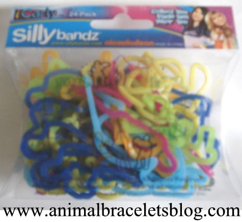 Icalry-silly-bandz-pack