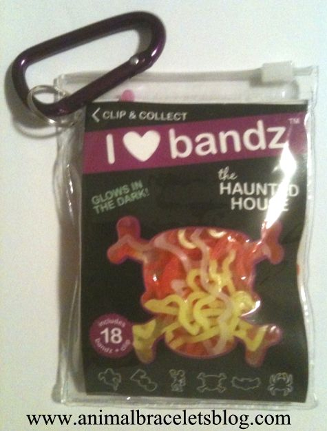 Haunted-house-bandz-pack