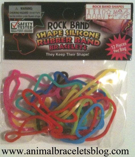 Rock-band-rubber-band-pack