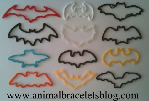 Bat-silly-bandz