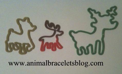 Reindeer-silly-bandz
