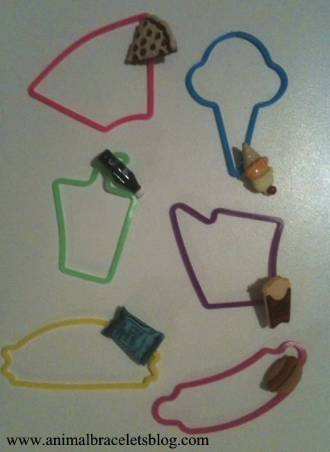 Button-bands-food-shapes