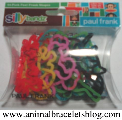 Paul-frank-silly-bandz-pack