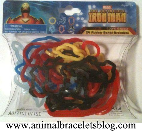 Invincible-ironman-bandz-pack