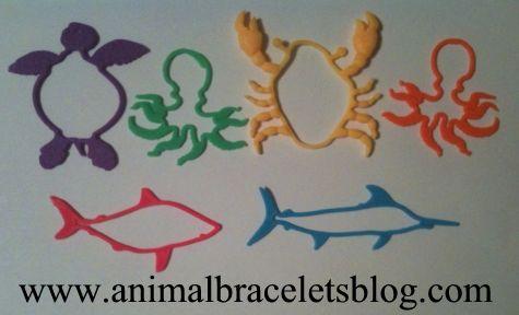 3d-bandz-sea-life-shapes