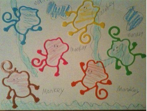 Animal-bracelets-fan-art-monkeys