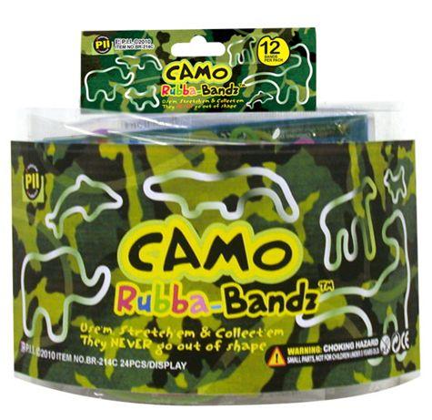 Camo-rubba-bandz