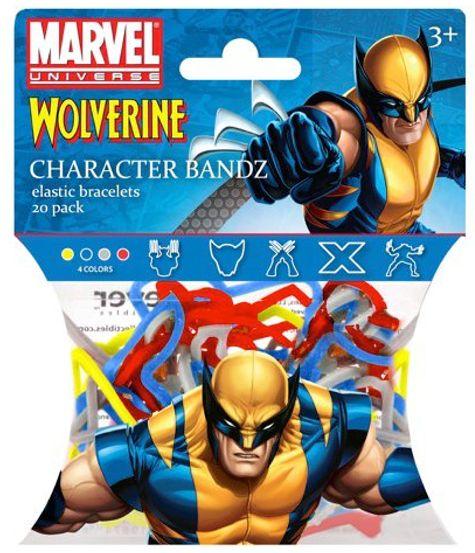 Wolverine-bandz