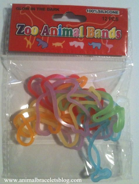 Zoo-animal-bands-pack