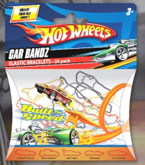 Hot-wheels-car-bandz