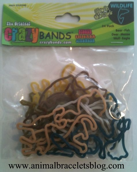 Crazy-bands-wildlife-pack