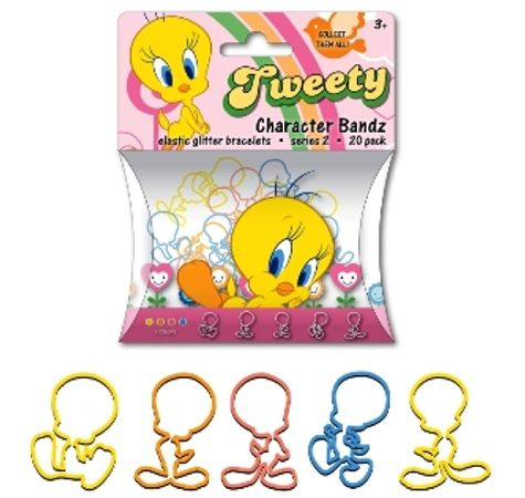 Tweety-bird-character-bandz-official