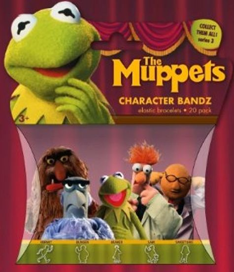 The-muppets-character-bandz