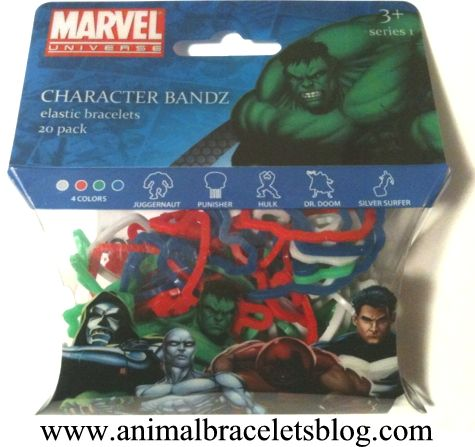 Marvel-bandz-series-1-pack