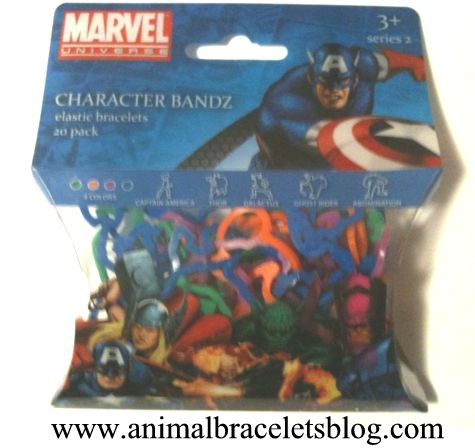 Marvel-bandz-series-2-pack