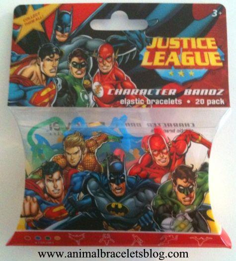 Justice-league-bandz-pack