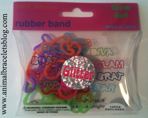 Glam-girl-rubber-band-pack