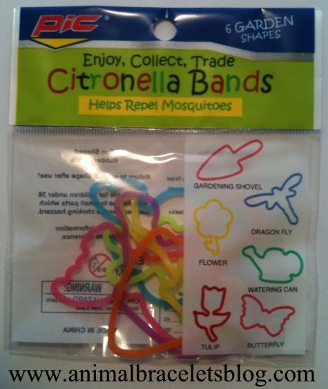 Citronella-bands-pack