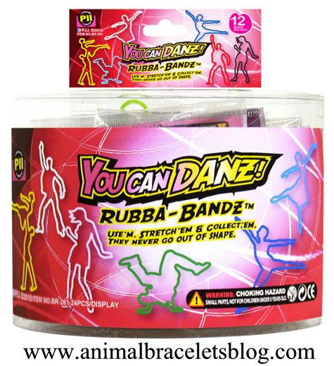 You-can-dance-rubba-bandz-display