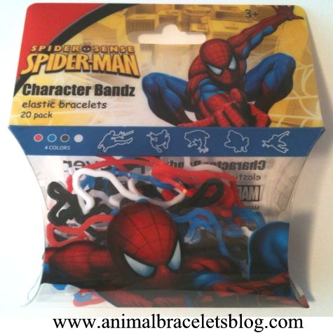 Spiderman-bandz-pack-photo