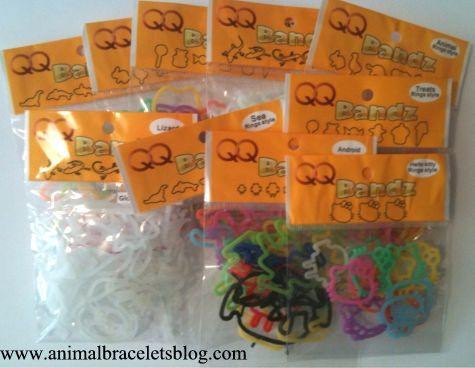 Qq-bandz-multiple-packs