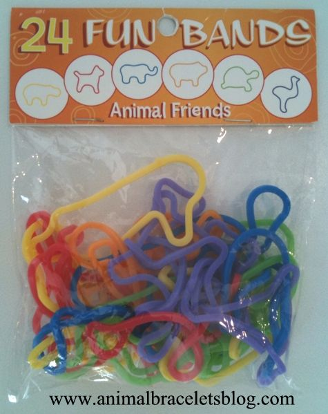 Fun-bands-animal-friends-pack