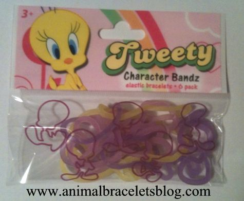 Tweety-bandz-small-pack
