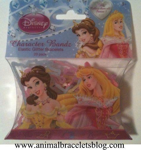 Princess-glitter-bandz-pack