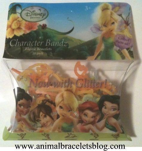 Fairies-glitter-bandz-pack